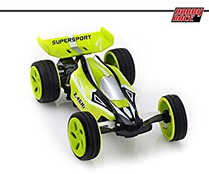 mini remote control car for kids powerful electric rc toy car 15 mph 2 4ghz. Black Bedroom Furniture Sets. Home Design Ideas