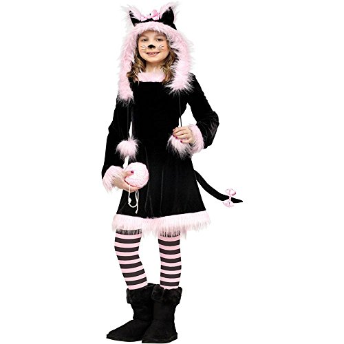 Pretty Kitty Cat Kids Costume