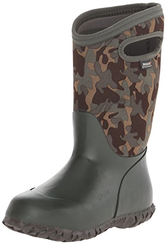 Bogs Kids Durham Camo Waterproof Insulated Boot(Infant/Toddler/Little Kid/Big Kid),Loden Multi,3 M US Little Kid (Camouflage Insulated Boots compare prices)
