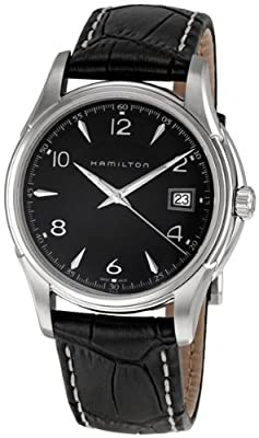 Hamilton Jazzmaster Black Dial Mens Watch H32411735
