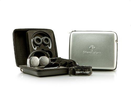 Silent Safaris - 2 Pack Home Edition Wireless Headphones Kit