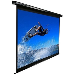 "Elite Screens Vmax120Uwv2 Vmax2 Electric Projector Screen (120 Inch Diagonal 4:3 Ratio 72""Hx96""W)"