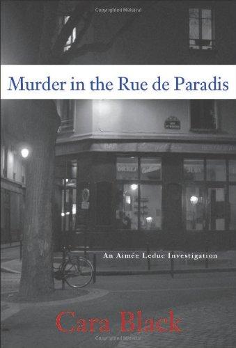 Image of Murder in the Rue de Paradis (Aimee Leduc Investigations, No. 8)