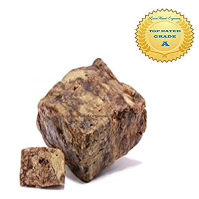 20 LBS Bulk Wholesale Raw African Black Soap From Ghana (Buy in Bulk & Save!)