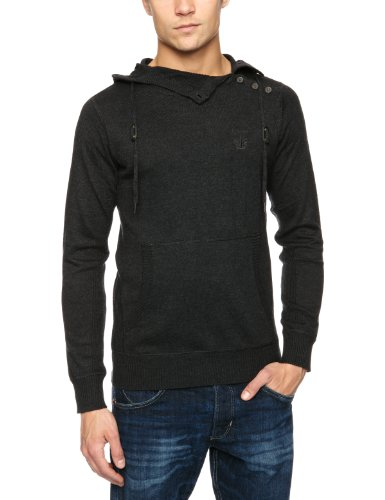 Firetrap Husky Mens Jumper Nightmar XX-Large