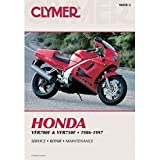 Ron Wright Honda VFR700F and VFR750F, 1986-1994: Clymer Workshop Manual (Clymer Motorcycle Repair Manual)