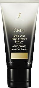 ORIBE Hair Care Gold Lust Repair & Restore Shampoo- Travel, 1.7 fl. oz.