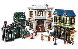 LEGO - Harry Potter - Diagon Alley - レゴ ハリーポッター ダイアゴン横丁