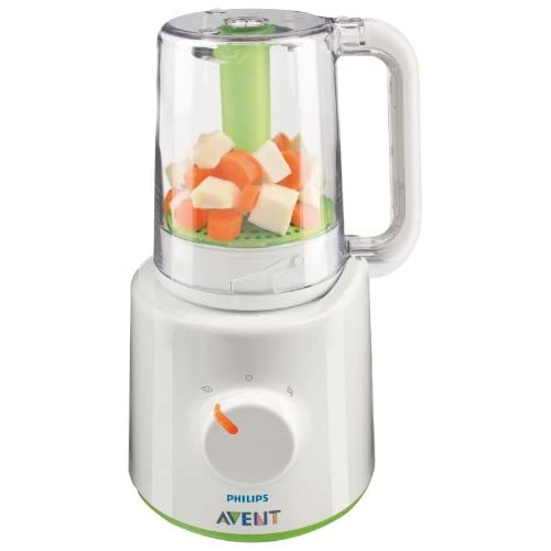 Philips AVENT SCF870 21 Combined Baby Food Steamer and Blender