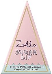 Zoella Beauty Sugar Dip Scented Bath Salt Granules 200g
