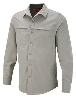 Craghoppers Men's Nosilife Stretch Long Sleeve Shirt