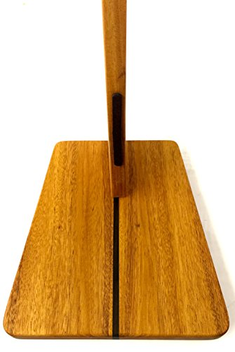 Z-Stand - Wooden Guitar Stand - Mahogany