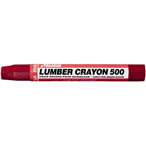 markal-500-lumber-crayon-clay-based-marker-1-2-hex-4-5-8-length-red-pack-of-12