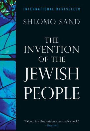 Amazon.com: The Invention of the Jewish People (9781844674220): Shlomo Sand, Yael Lotan: Books