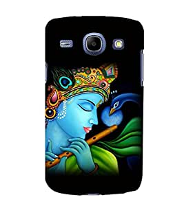 printtech Lord God Krishna Flute Back Case Cover for Samsung Galaxy A5 / Samsung Galaxy A5 A500F