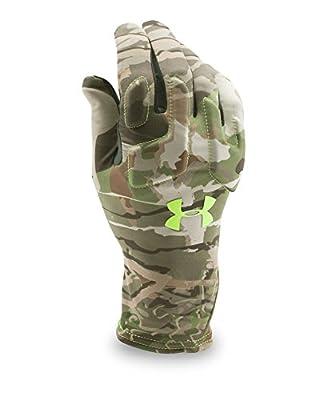 Under Armour Men's UA Scent Control Gloves