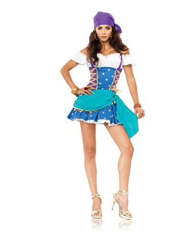 Costumes for all Occasions UA83486XX Gypsy Princess 1x-2x