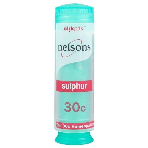 Nelsons Clikpak Sulphur 30c