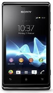 Sony Xperia E C1504 (Single SIM, Black)