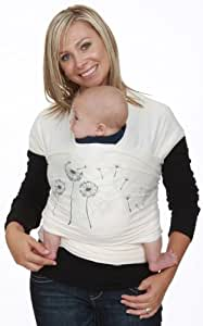 Moby Wrap Baby Carrier, Dandelion Design