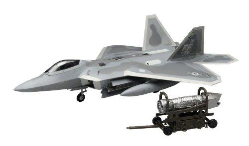 F22ラプター エンジン付き (1/72 バトルスカイシリーズ No.1)