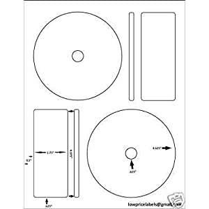 Dvd label dimensions for Memorex dvd inserts template