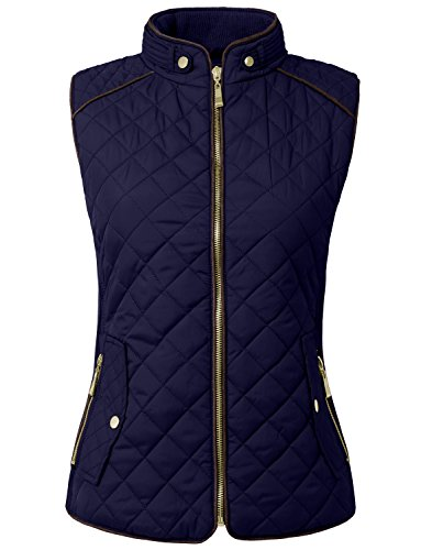 Womens Quilted Vests