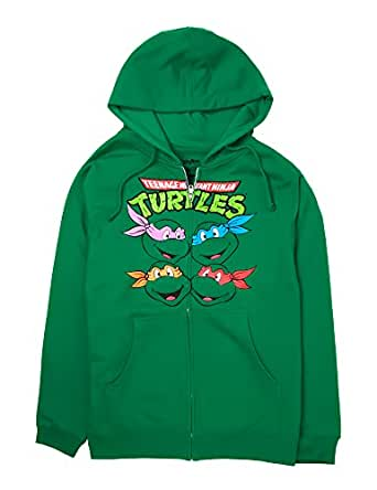 Teenage Mutant Ninja Turtles Turtle Mugs Zip Hoodie