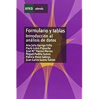 Formulario y Tablas. Introducción Al Análisis de Datos (ADENDA)
