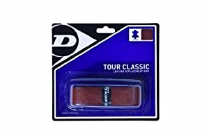 Buy Dunlop Sports Tour Classic Leather Replacement Grip by Dunlop Sports