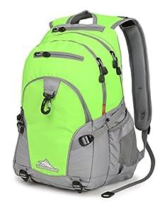 High Sierra Loop Backpack, Lime/Ash