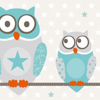 anna-wand-design-frise-murale-auto-adhesive-450-x-115-cm-motif-avec-hibeaux-owl-stars-boys-turquoise