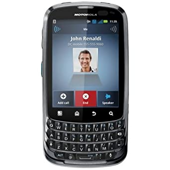 Motorola Admiral, Black 8GB (Sprint)