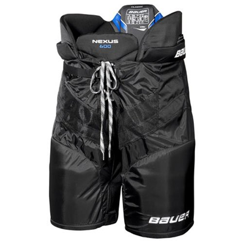 Bauer Nexus 600 Junior Ice Hockey Pants, Small, Navy (Junior Hockey Pants compare prices)