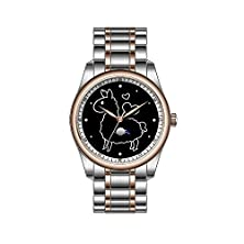 buy F-P-Watch Stainless Steel Plated Rose Gold Watch Stainless Steel Bracelet Men'S Watch F-323-P-430 Personalized Wristwatch
