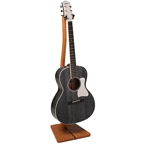 So There Wooden Guitar Stand - Best Handcrafted Solid Cherry Wood Floor Stands for Acoustic, Electric and Classical Guitars, Made in USA