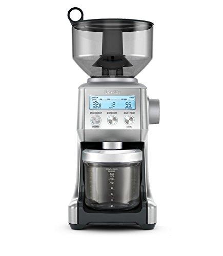 Breville BREBCG820BSSXL Smart Pro Coffee Grinder