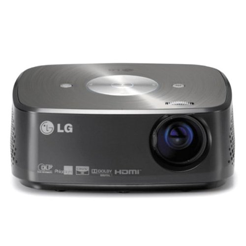 LG HX350T 720p LED Front Projector with Digital TV Tuner
