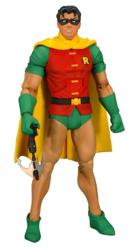 DC Universe Classics Classic Robin with Vintage Head Action Figure at Gotham City Store