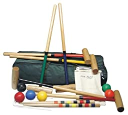 Scottsdale Croquet Set by North Meadow