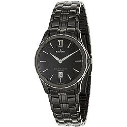 Edox 26025-357N-NIN Stainless Steel Women's Watch