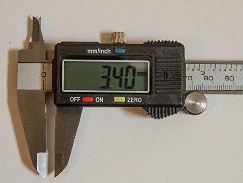 Puritest Brand Digital 6Inch/150Mm Stainless Steel Gauge Vernier Caliper Electronic Micrometer front-357619