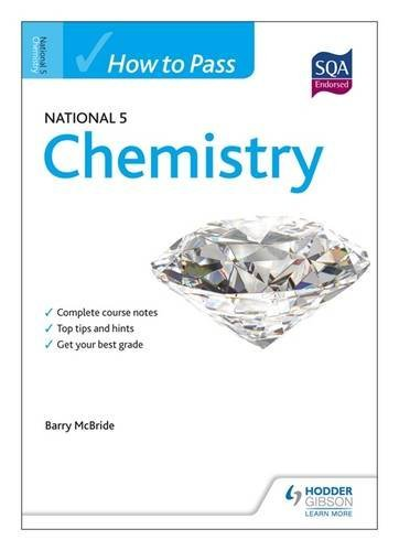 How to Pass National 5 Chemistry (How to Pass - National 5 Level)
