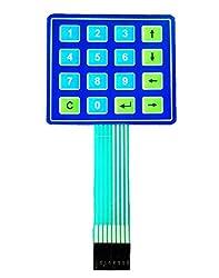 4x4 Matrix Membrane keypad-16 keys