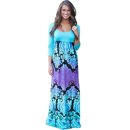 Lookatool Women's Long Maxi Evening Party Beach Dress