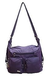 Trendy Handbag Purple (JINUK802)