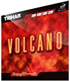 Tibhar Volcano Table Tennis Rubber Red
