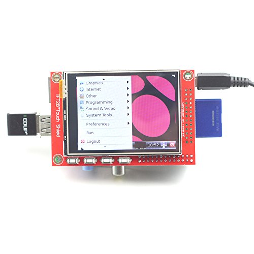 """Sunfounder 320X240 2.8"""" Assembled Tft Touchscreen Display Lcd For Raspberry Pi"""