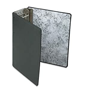 Oxford C619-3 Catalog Binder W/Expanding Posts For 11X8-1/2 Sheets, 3 To 5-1/2 Cap., Black