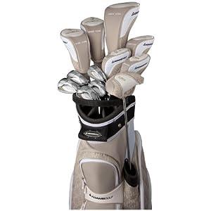 Adams Ladies Golf Idea A12OS Sandstone Integrated Set by Adams